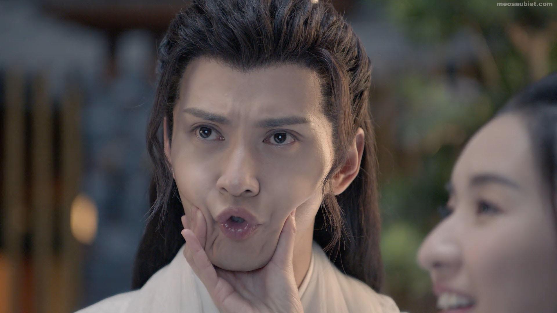 Cửu Châu – Thiên Không thành II 2020 Từ Chính Khê trong vai Tuyết Cảnh Không