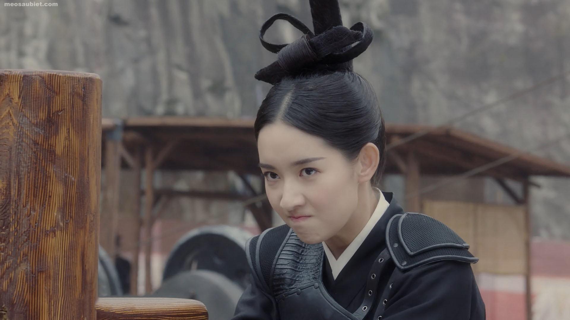Cửu Châu – Thiên Không thành II 2020 Vương Ngọc Văn trong vai Phong Như Triệt