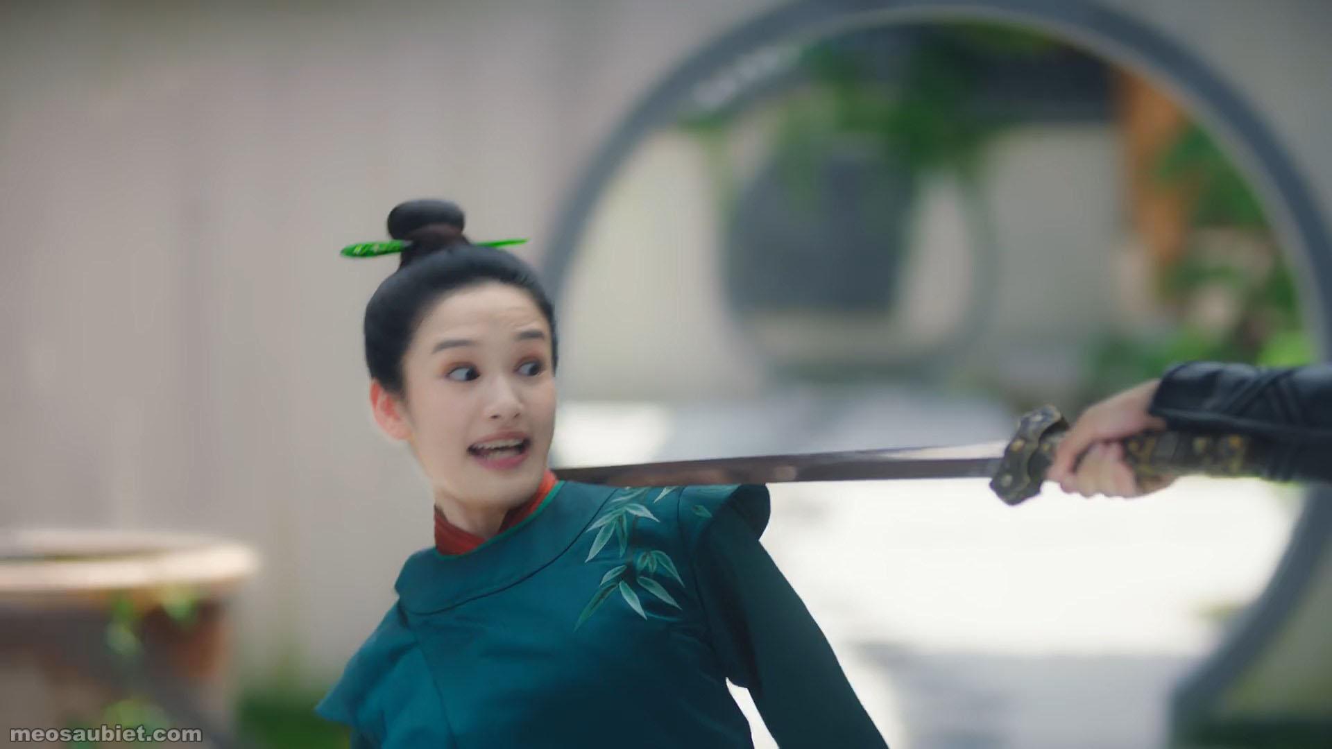 Sư gia , xin tự trọng 2020 Trương Bách Gia trong vai Châu Chánh Đạo