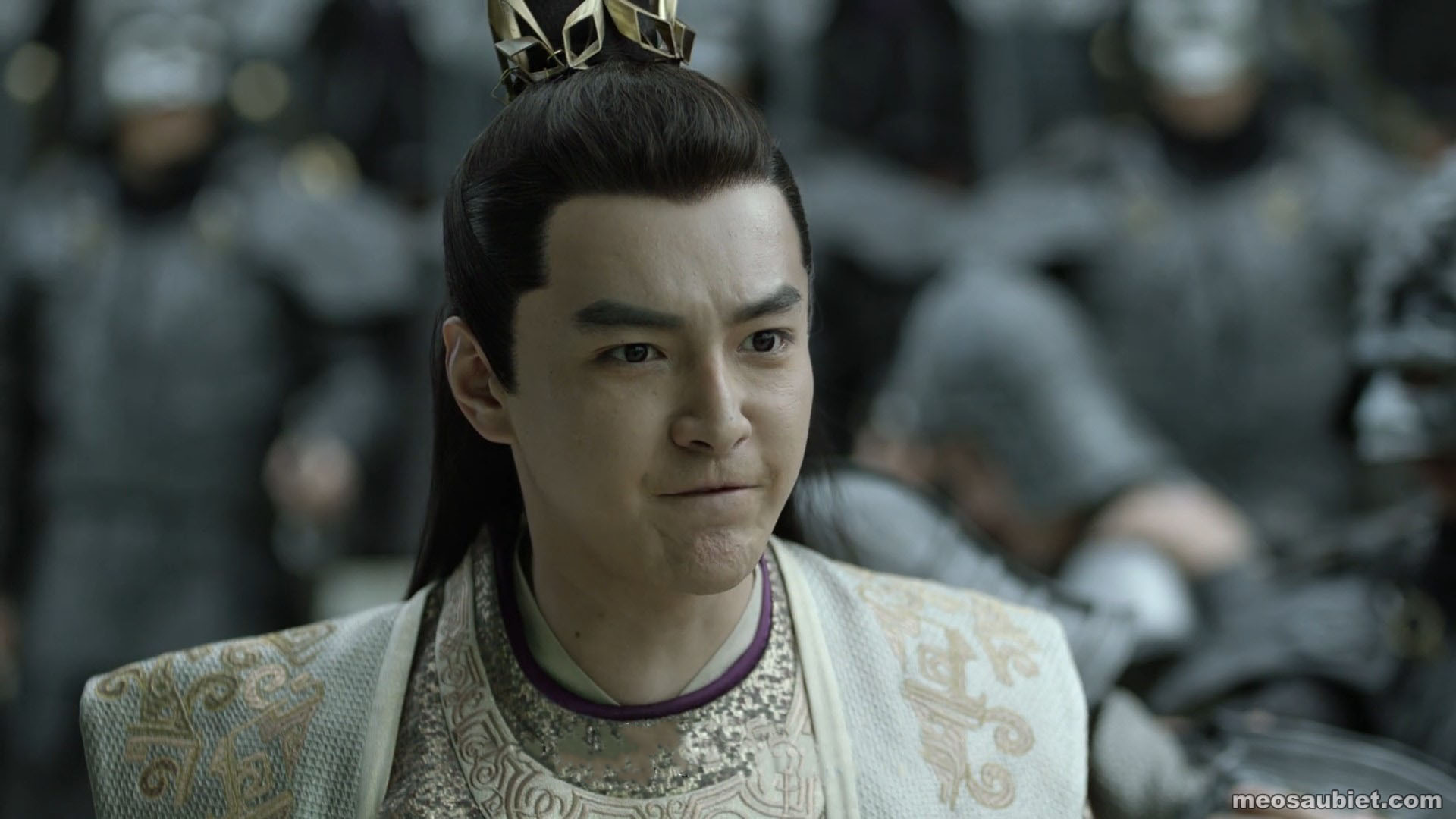 Khánh Dư Niên 2019 Trương Hạo Duy trong vai Lý Thừa Càn , thái tử Nam Khánh