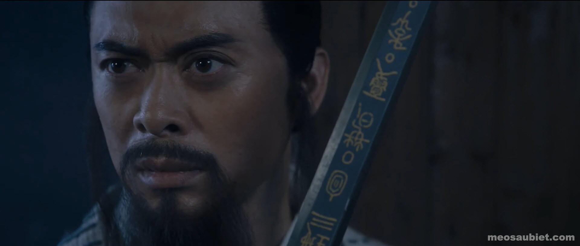 Trương thiên sư núi Long Hổ 2020 Phàn Thiếu Hoàng trong vai Trương Đạo Lăng