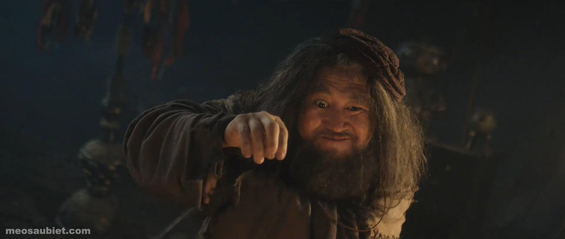 Trương thiên sư núi Long Hổ 2020 Nhạc Đông Phong trong vai Vu Hàm
