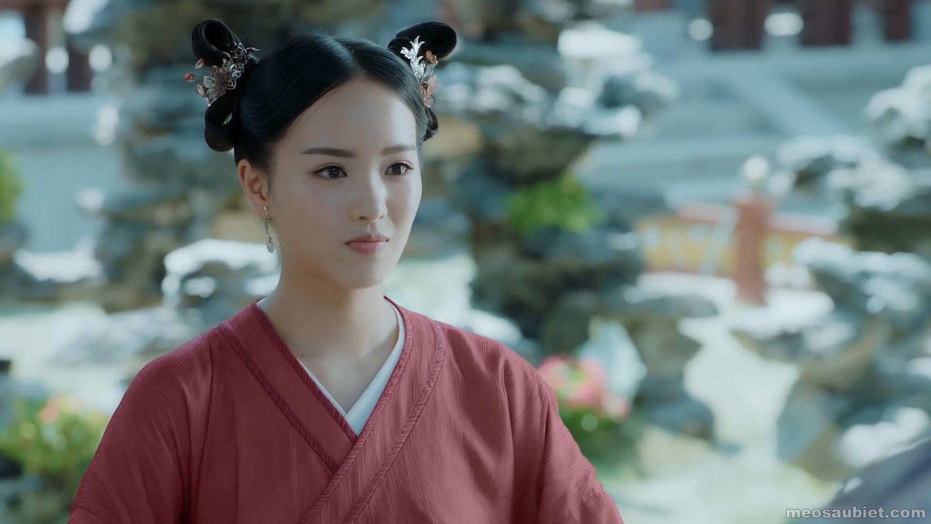 Thái Cổ Thần Vương 2020 Hùng Ngọc Đình trong vai trong vai Nặc Lan