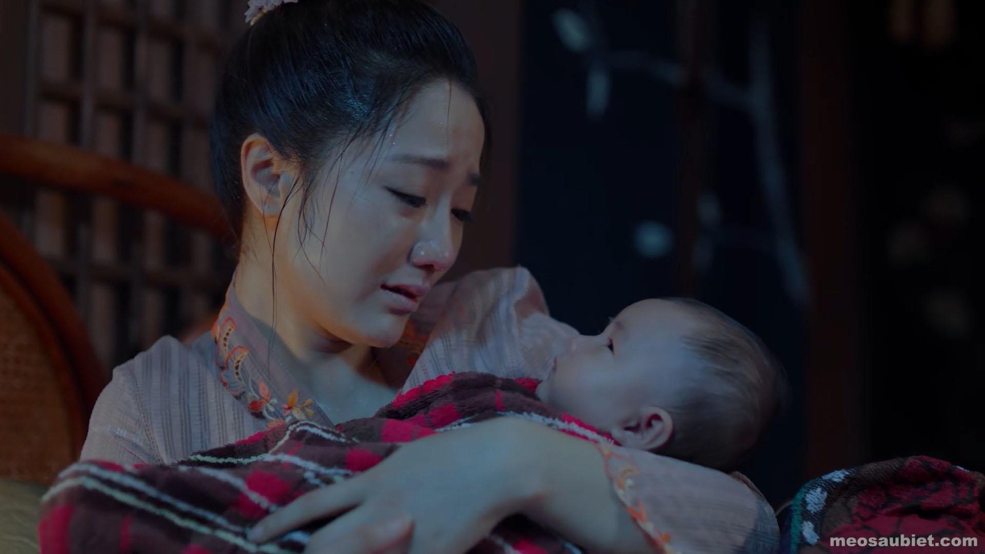 Chuyện tình cô bé Lọ Lem 2020 Tiêu Yến trong vai Cúc Hương