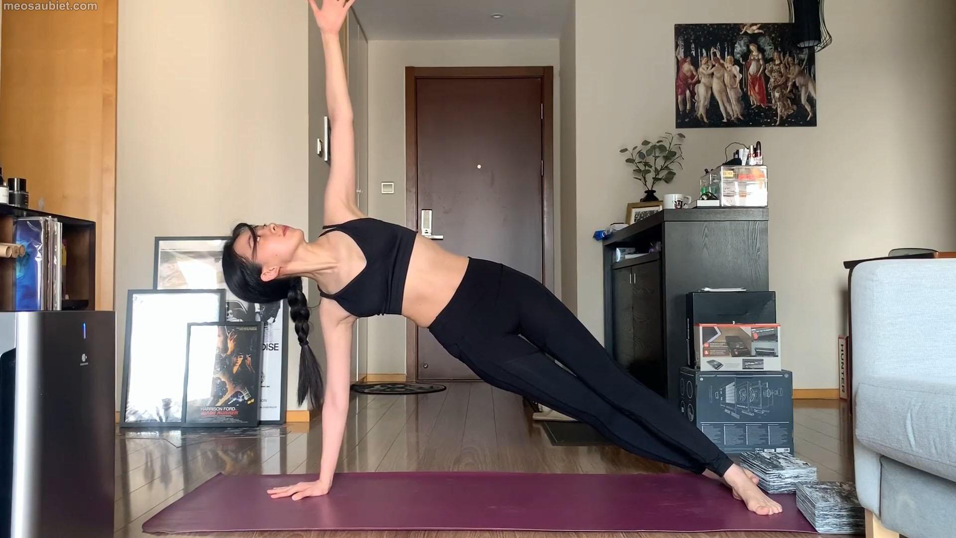 Manzi's Daily Yoga