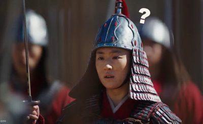Hoa Mộc Lan 2020 Lưu Diệc Phi trong vai Hoa Mộc Lan