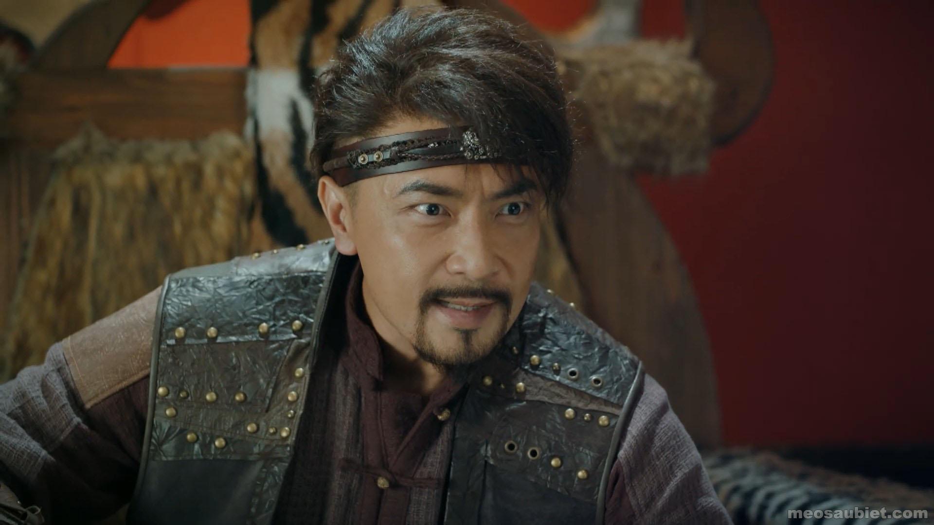 Đại hiệp Hoắc Nguyên Giáp 2020 Trịnh Bân Huy trong vai Sa Lang