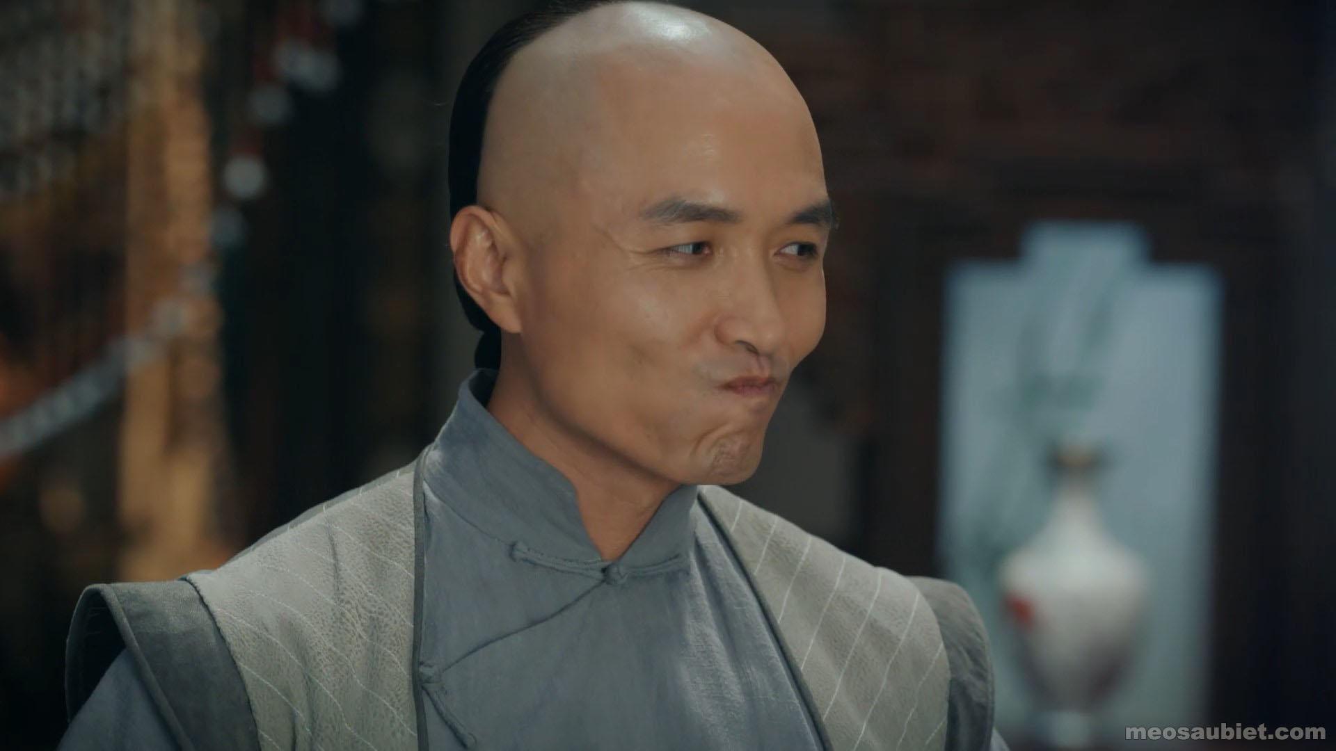 Đại hiệp Hoắc Nguyên Giáp 2020 Giả Hoành Vỹ trong vai Lưu Chấn Thanh