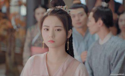 Thiên Vũ Kỷ 2020 Mã Thiến Thiến trong vai Thôi Phiên Nhiên