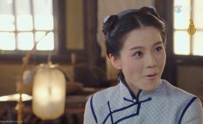 Nhẫn Đông Diễm Tường Vi 2016 Triệu Anh Tử trong vai Nhẫn Đông