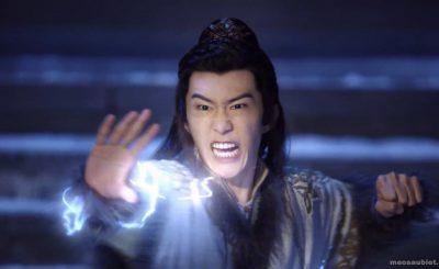Drama Linh Vực 2021 Phạm Thừa Thừa trong vai Tần Liệt