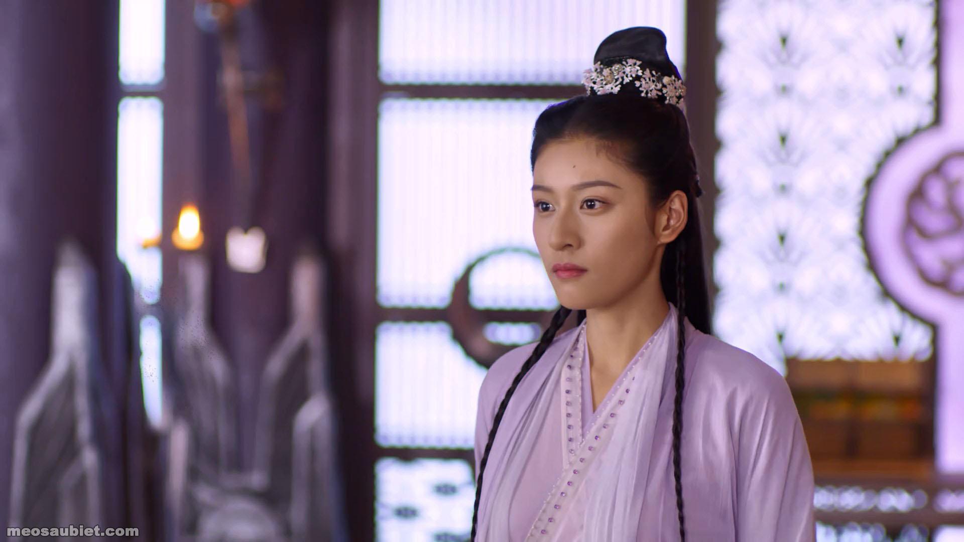 Drama Linh Vực 2021 Lý Diễm Thần trong vai Liên Nhu