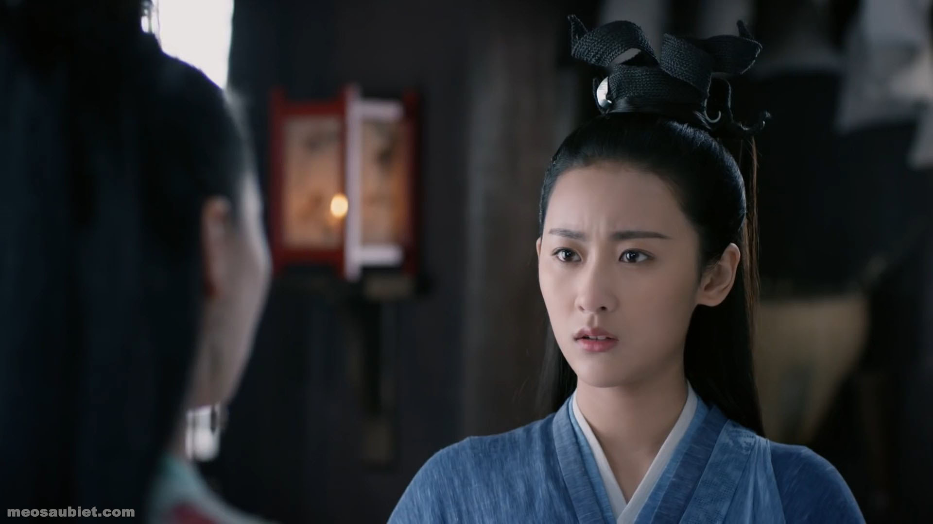 Túy Linh Lung 2017 Mã Nguyệt trong vai Bích Dao