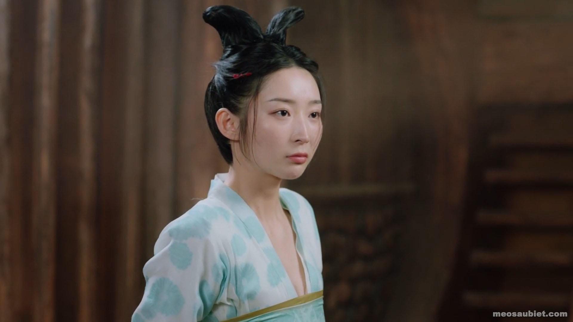 Thanh thanh tử khâm 2020 Hoa Đồng trong vai Tôn Mộng Ngâm