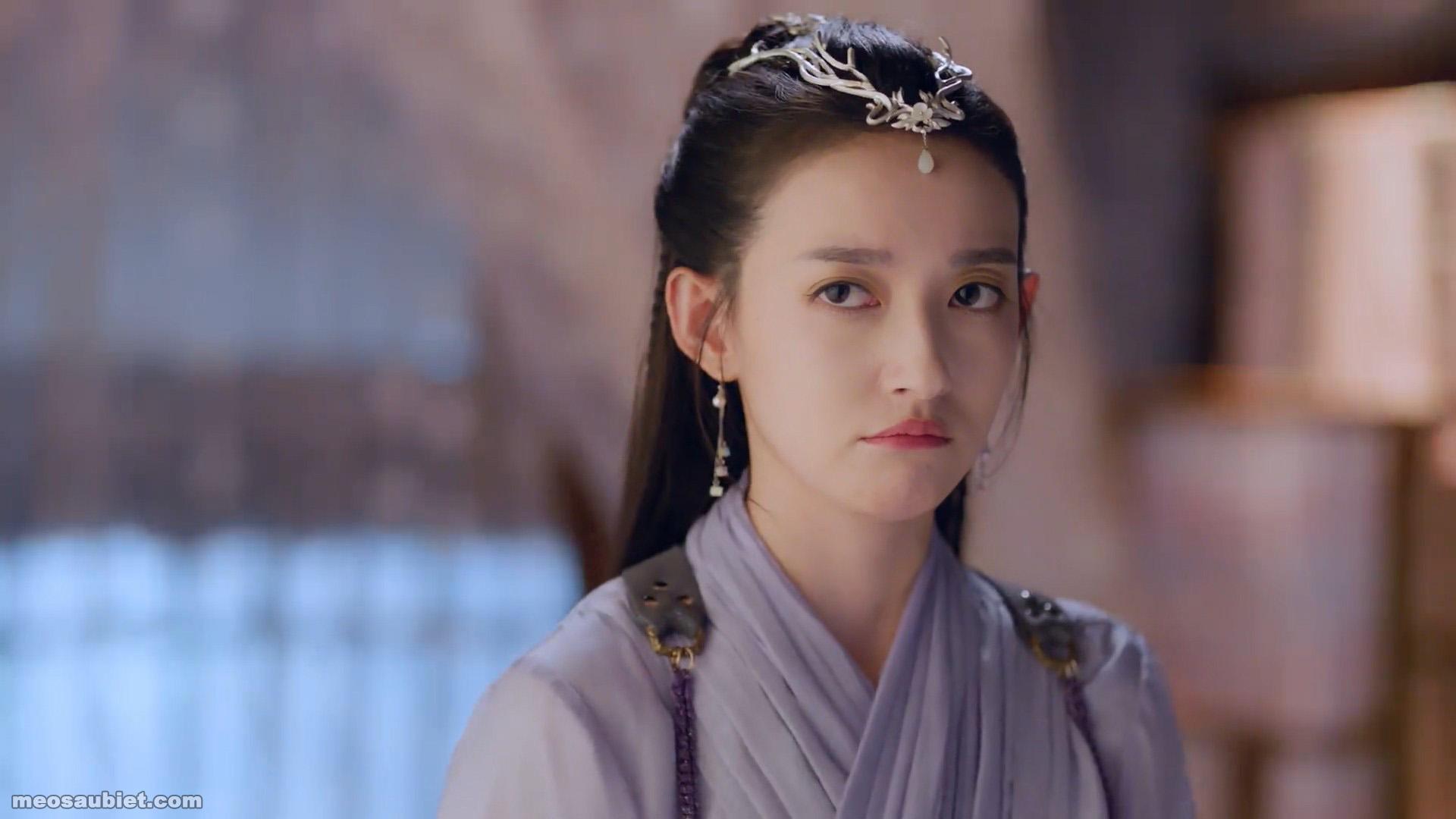 Linh Lung lang tâm 2021 Khang Ninh trong vai Linh Lung