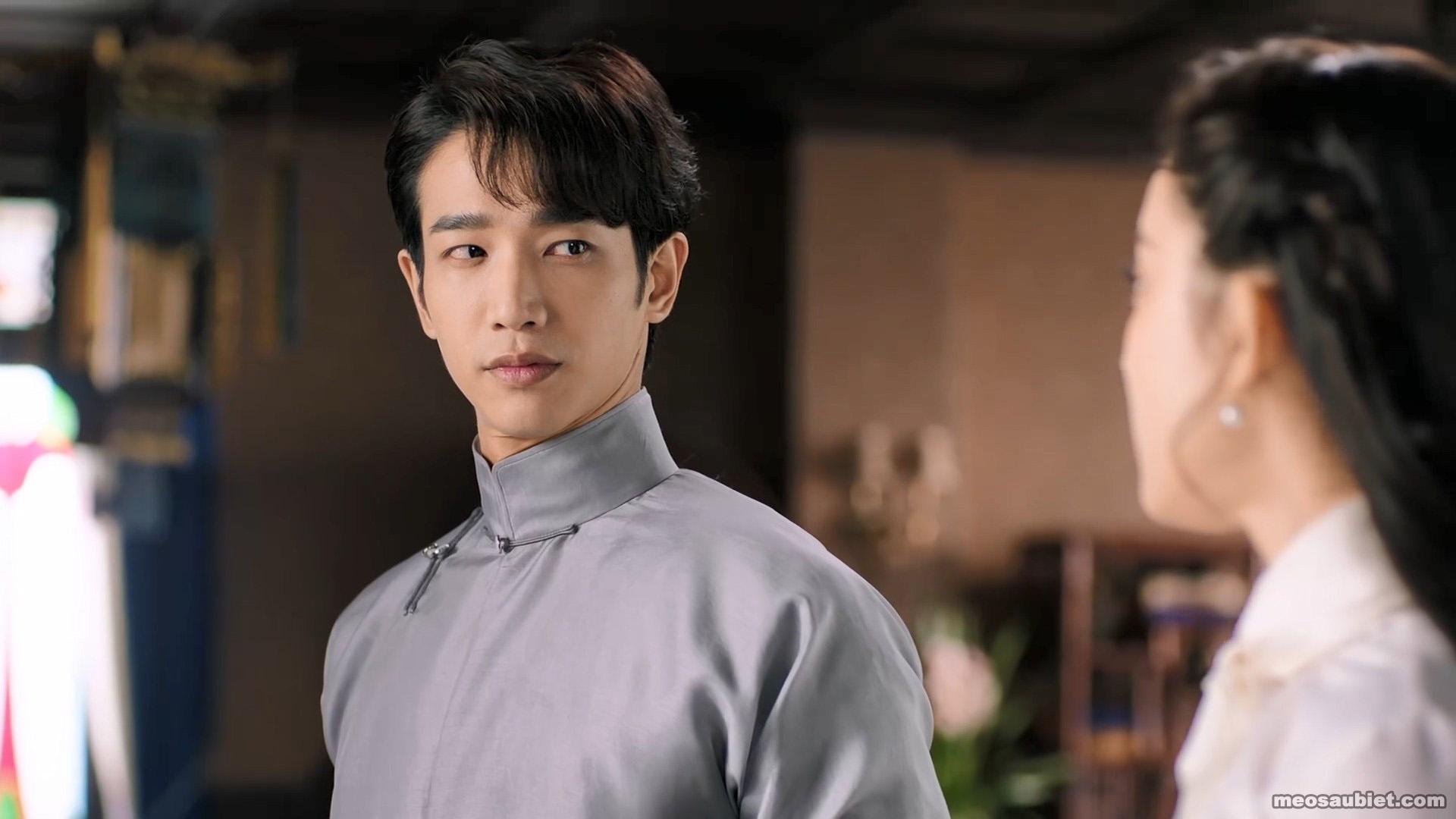 Thập Nhị Đàm – Mười hai cuộc trò chuyện 2021 Lưu Dĩ Hào trong vai Kim Tính Kiên