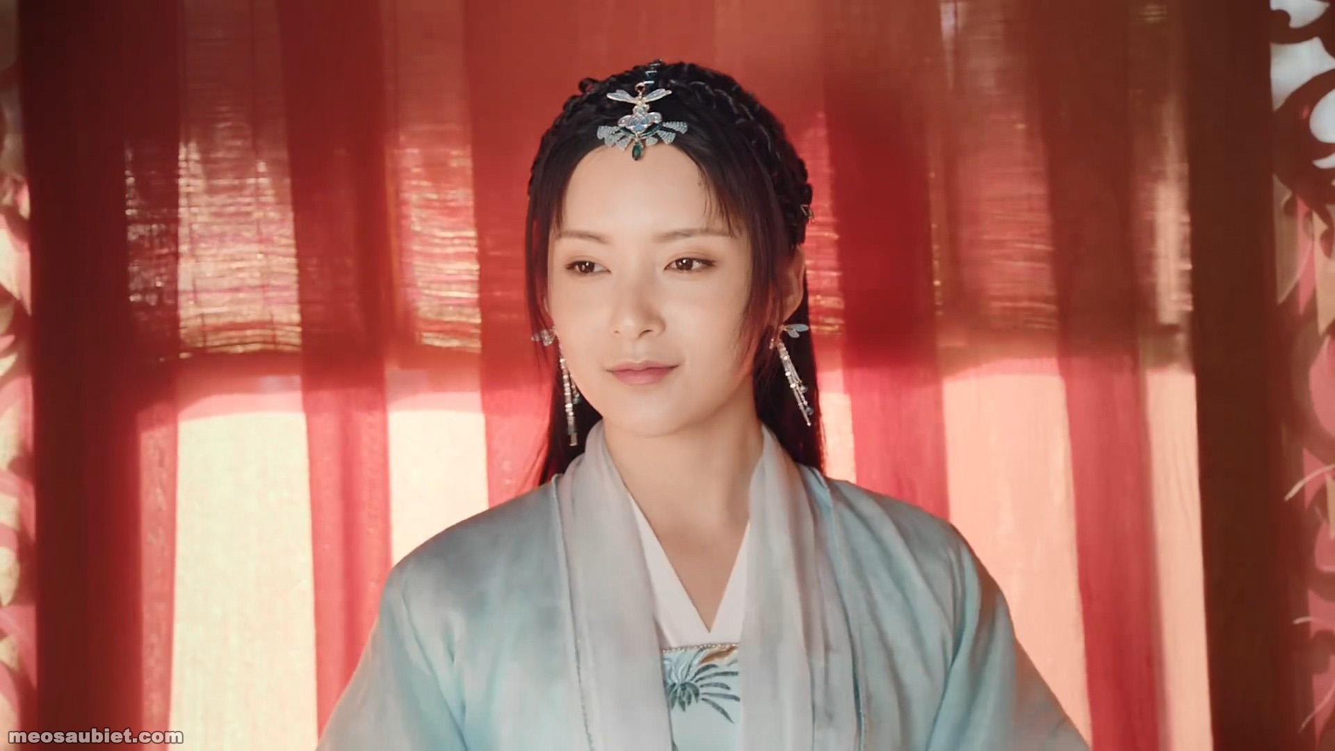 Hoa nở trăng vừa tròn 2021 Tôn An Khả trong vai Lục Anh Dao