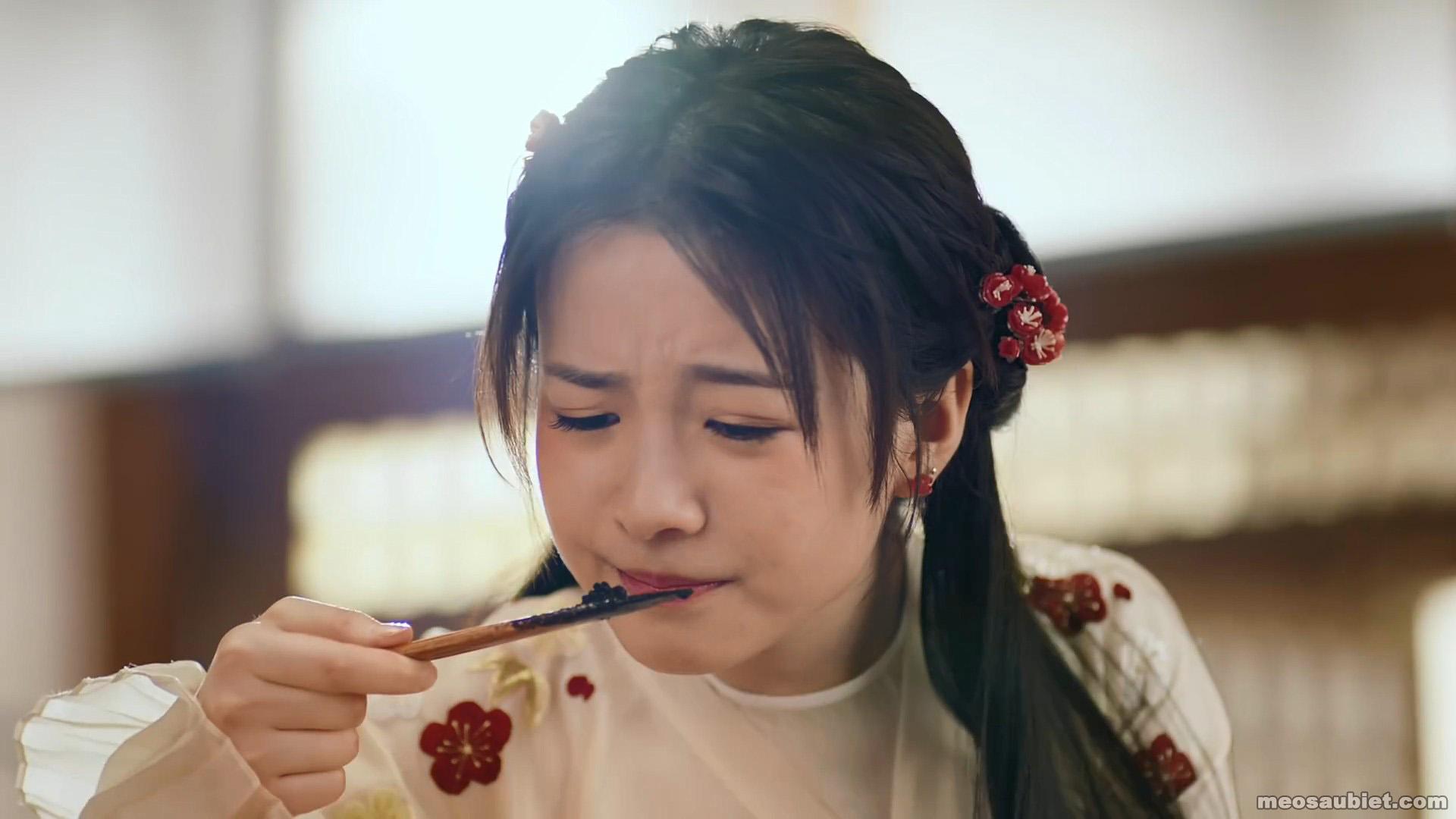Hoa nở trăng vừa tròn 2021 Lý Canh Hy trong vai Tiểu Hoàn Tử