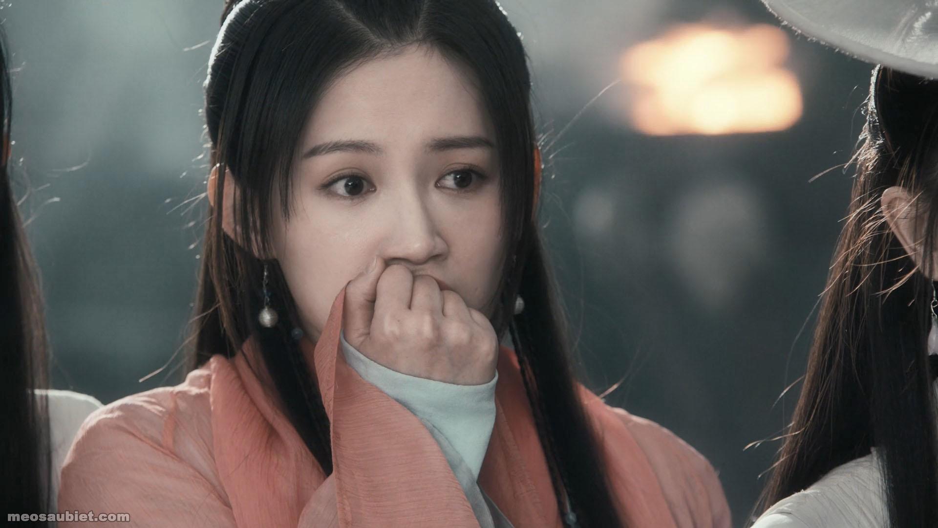 Tân Thiên Long bát bộ 2021 Tô Thanh trong vai A Châu