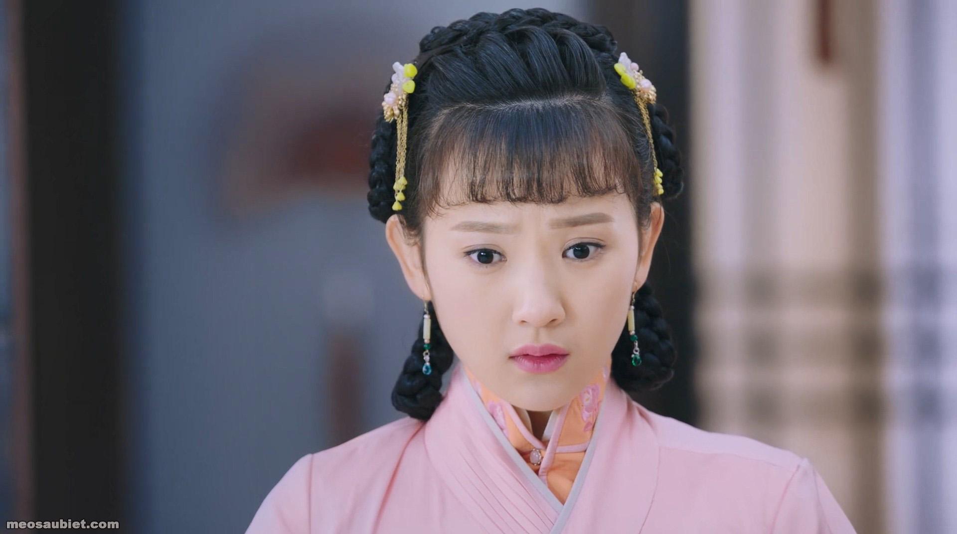 Song thế sủng phi 2017 Tôn Nghệ Ninh trong vai Kính Tâm